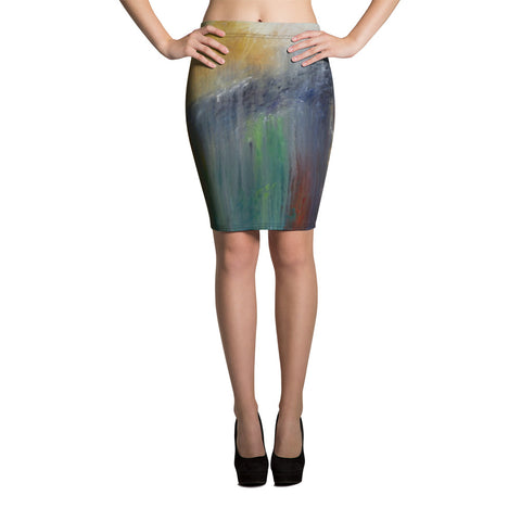 Well-intentioned Layla Pencil Skirt
