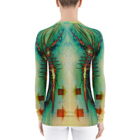 Unsteady Ximena Women's Rash Guard