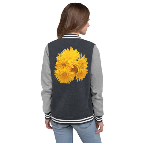 Editor-in-chief Coherent Women's Letterman Jacket