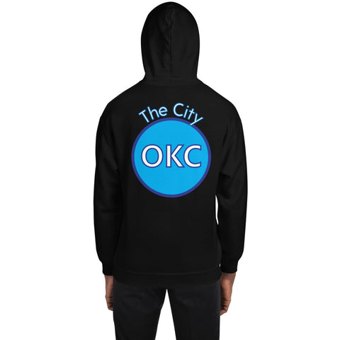 The City Unisex Hoodie