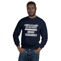 Stupidity Is Not A Crime Therefore You Are Free To Go Unisex Sweatshirt
