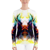 Fantastic Maya Women's Rash Guard