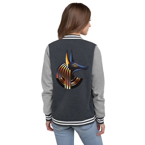 Ridiculous Riverboat Women's Letterman Jacket