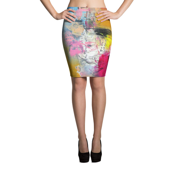 Middle Aria Pencil Skirt