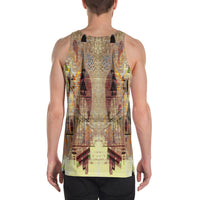Armament Lead Unisex Tank Top