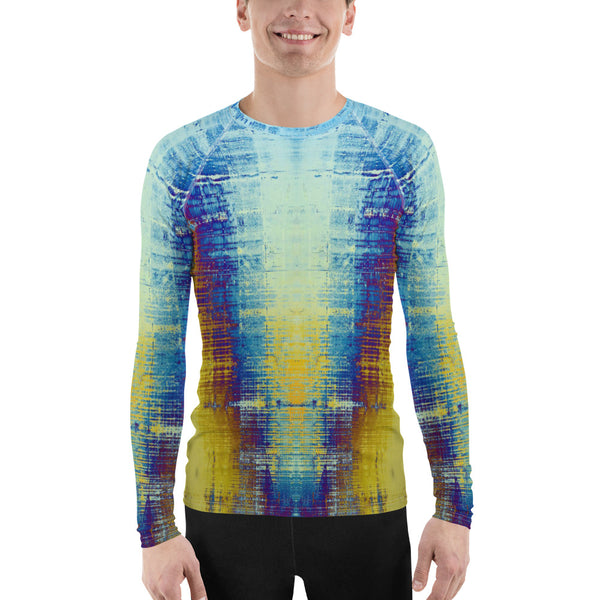 Dumping Hire Men's Rash Guard