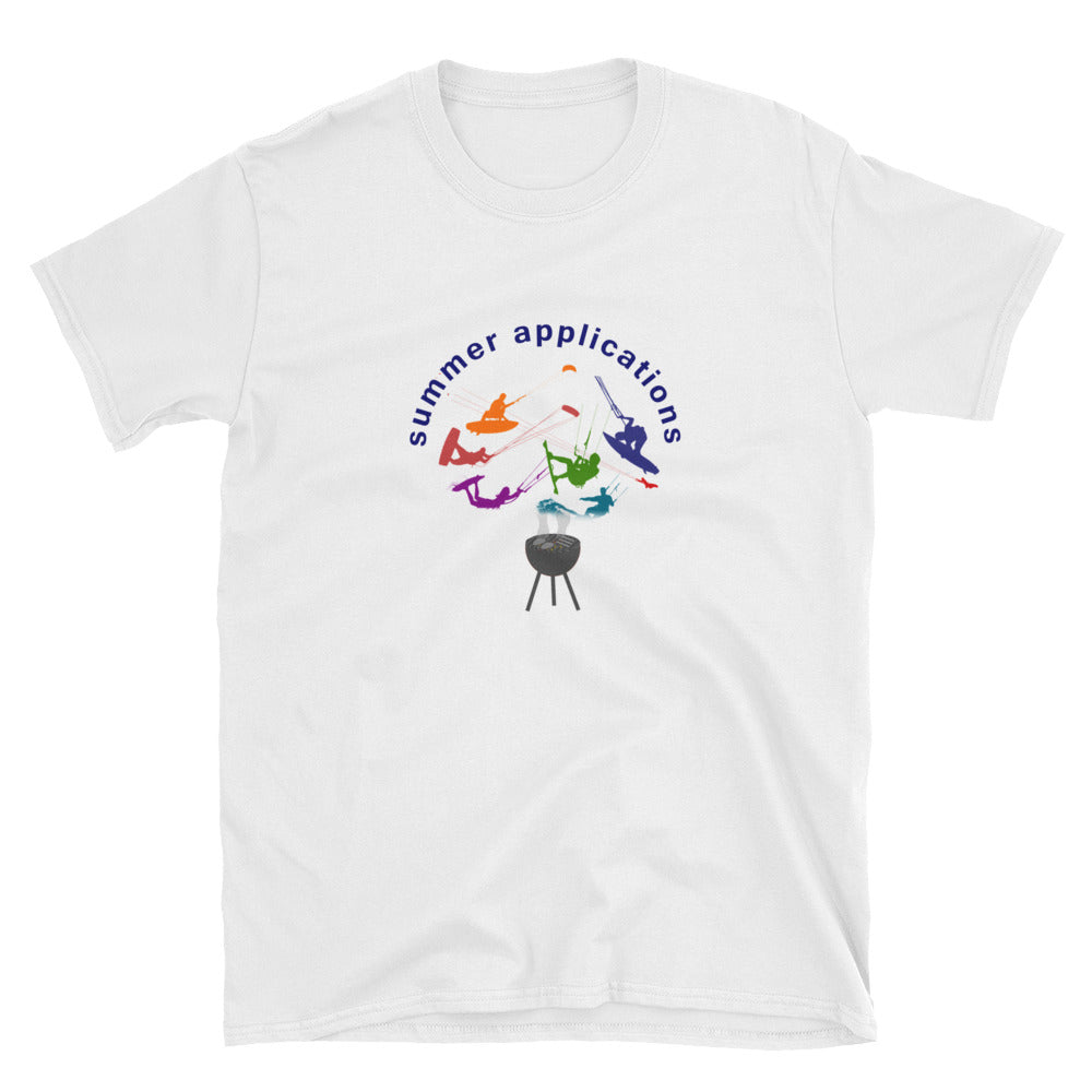Summer Applications Short-Sleeve Unisex T-Shirt