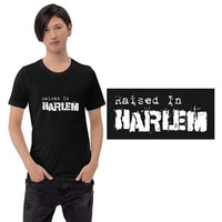Raised In Harlem Design