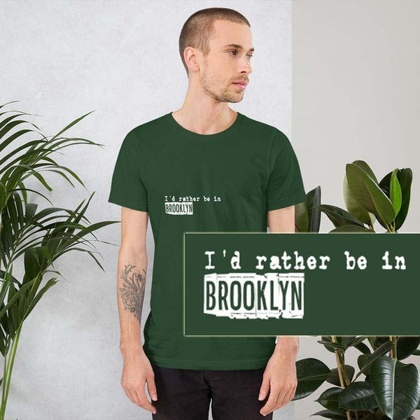 I'd rather be in Brooklyn 2 Design