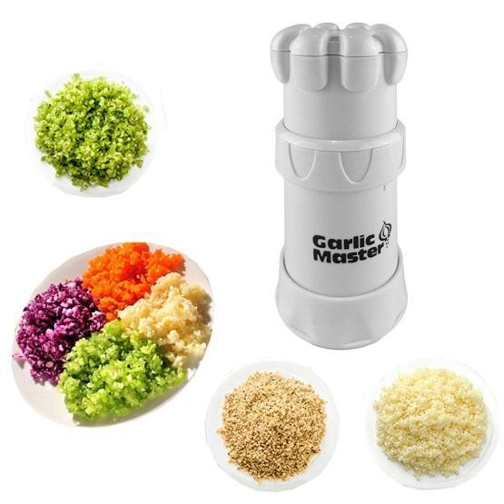 Garlic Master - Premium Quality Garlic Cutter