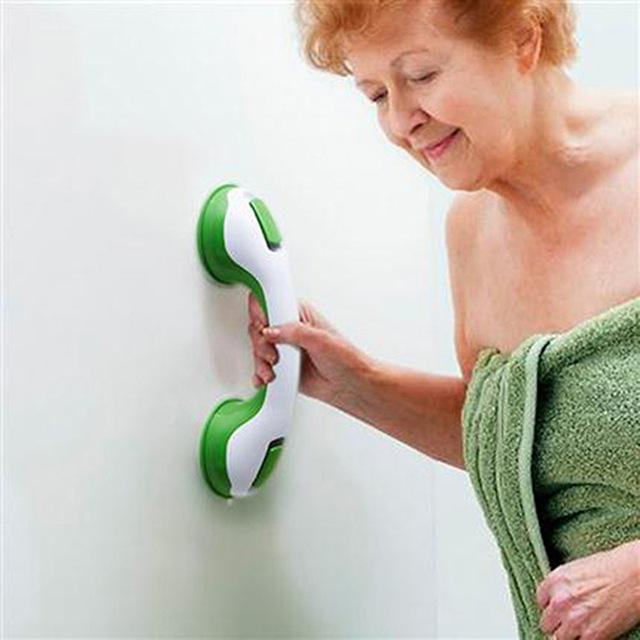 Easy Grip Safety Bar for Showers and Bathtubs
