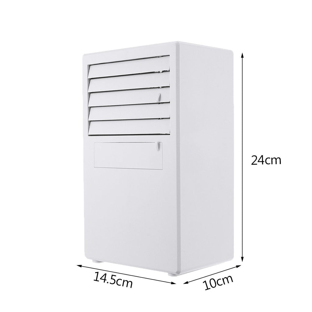 Desktop Portable Air Conditioner - Mini Personal Air Conditioner and Humidifier