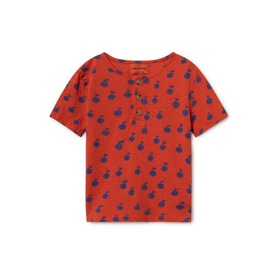 Apples Buttons T-Shirt - Kids Edition