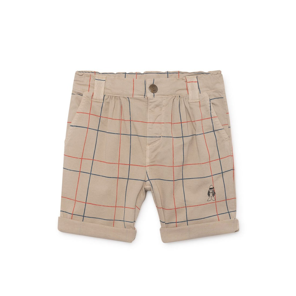 Lines Chino Bermuda - Kids Edition