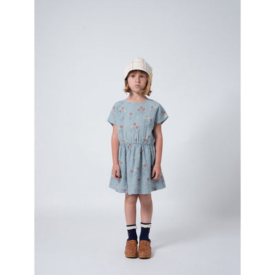Poppy Prairie T-Shape Dress - Kids Edition