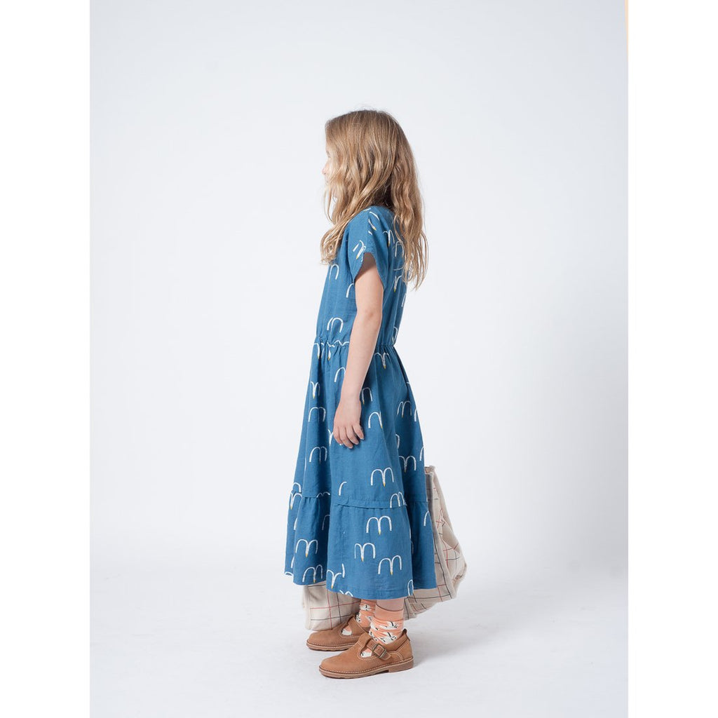 Birds Princess Dress - Kids Edition