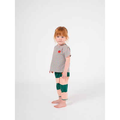 Vichy Short Sleeve Shirt - Kids Edition