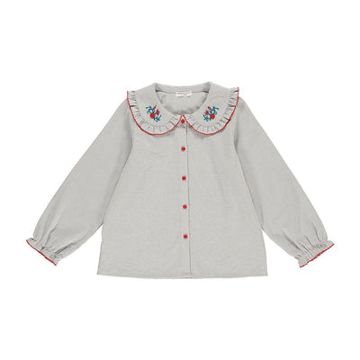 Mya Blouse-Stripe - Kids Edition