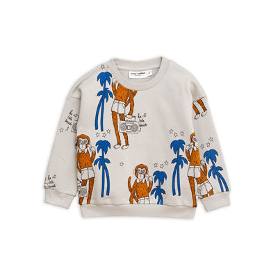 Cool Monkey Sweatshirt - Kids Edition