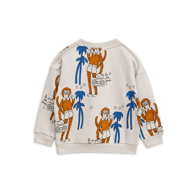 Cool Monkey Sweatshirt - Mini Rodini, Carried by Kids Edition, Vancouver, Canada