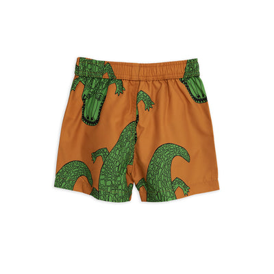 Croco Swimshorts - Kids Edition