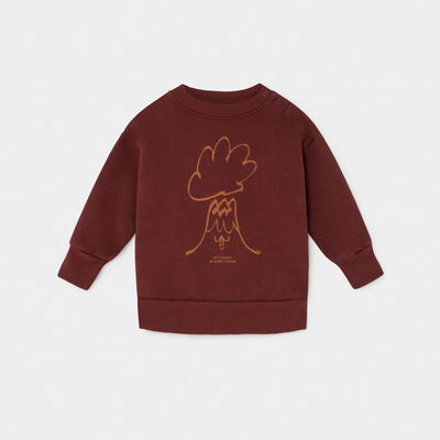 Volcano Sweatshirt - Kids Edition