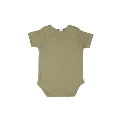 Green Super Soft Bodysuit - Kids Edition