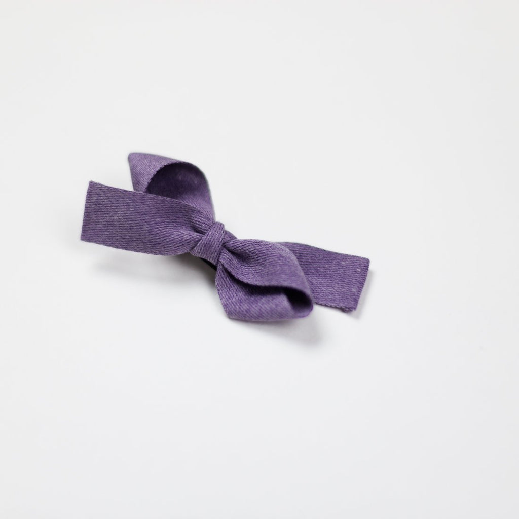 Violet Ribbon Pin - Kids Edition