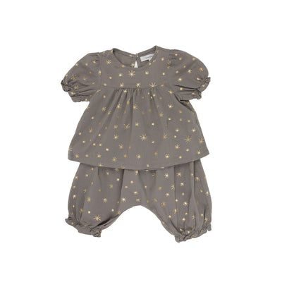 Khaki Gold Star Set - Kids Edition