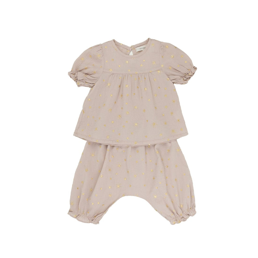 Skin Beige Gold Star Set - Kids Edition