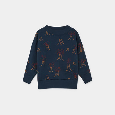 All Over Volcano Sweatshirt - Kids Edition