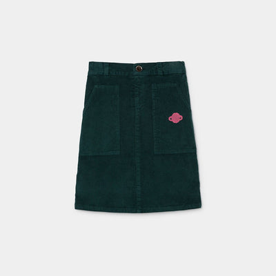 Saturn Corduroy Skirt - Kids Edition
