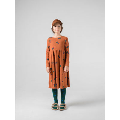 All Over Flags Jersey Dress - Kids Edition