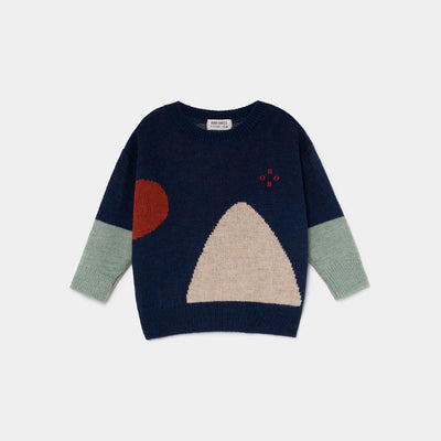 Bobo Jacquard Jumper - Kids Edition