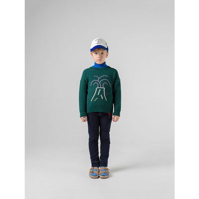 Volcano Jacquard Jumper - Kids Edition