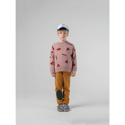Stuff Jacquard Jumper - Kids Edition
