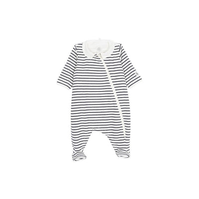 Two-in-one Breton Onesies Pyjamas - Kids Edition