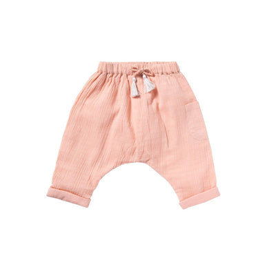 Light Pink Bess Pants - Kids Edition