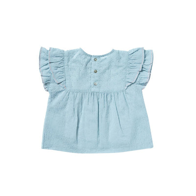 Blue Chuppa Blouse - Kids Edition