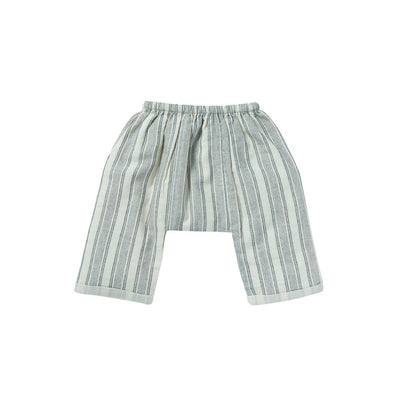 Stripes Cleo Pants - Bonheur Du Jour,  a designer children clothing brand based in Tourcoing, France. Carried by Kids Edition, the best online designer children clothing boutique based in Vancouver, Canada.
