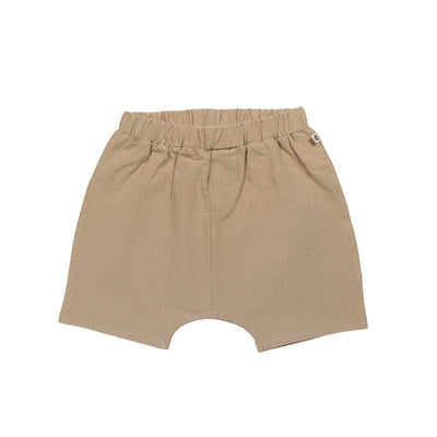 Beige Pocon Pants - Kids Edition