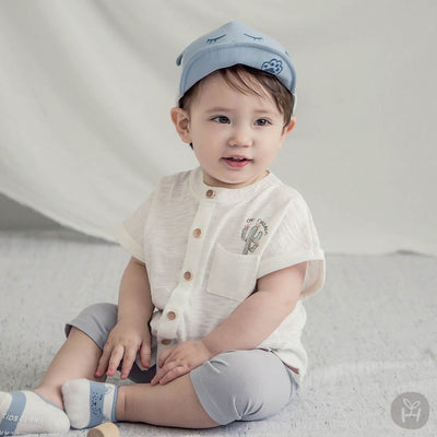 Ivory Daniel Shirt - Kids Edition