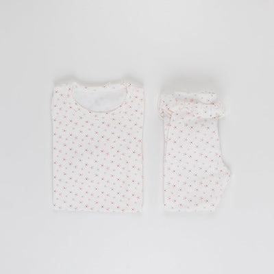 Blooming Flower Longsleeve Pajama Set - Kids Edition