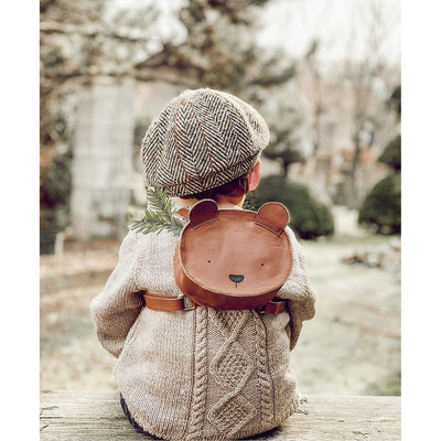 Kapi Backpack - Bear - Kids Edition