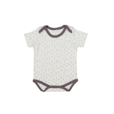White Super Soft Bodysuit - Kids Edition