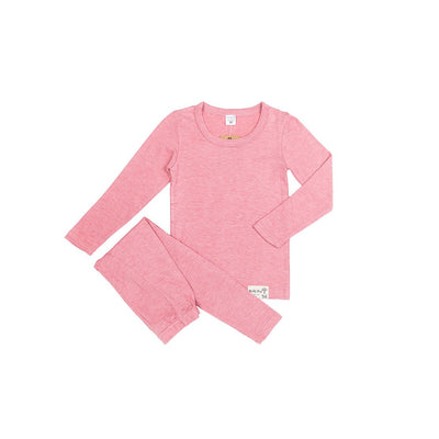 Pink Super Soft Sleepwear - Kids Edition