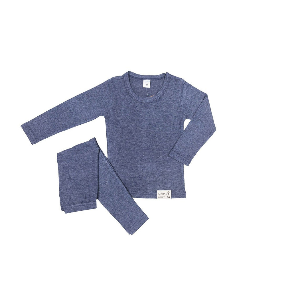 Navy Super Soft Sleepwear - Kids Edition