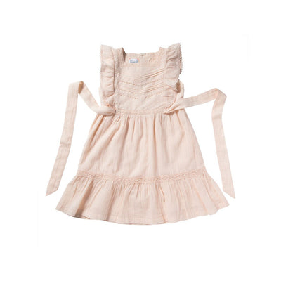 Pink Louisiane Dress - Kids Edition
