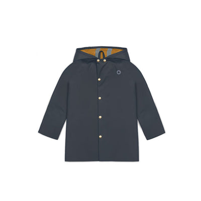 Midi Raincoat - Navy - Kids Edition