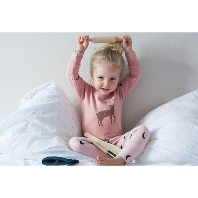 My Deer Longsleeve Pj Pajama Set - Kokacharm, Carried by Kids Edition, Vancouver, Canada